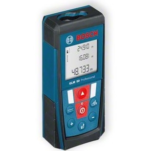 Дальномеры Bosch GLM 50 Professional и Metabo LD50