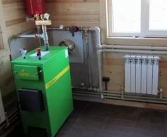 Правильный выбор отопления для дачного дома