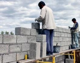 Использование блоков в строительстве стен
