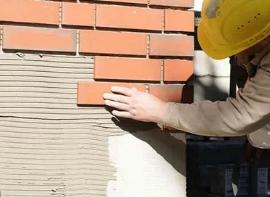 Технология отделки фасадов