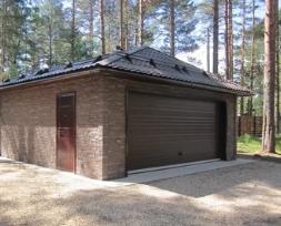 Как построить гараж на своём участке