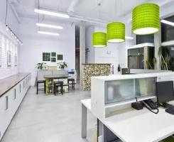 О дизайне офиса