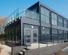 Здание для малого бизнеса