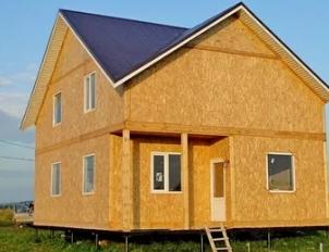 Выбор дома из СИП-панелей