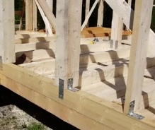 Правила, которые нужно соблюдать при строительстве каркасного дома
