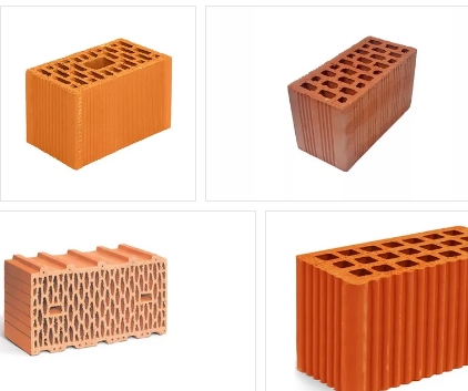 Где приобрести керамические блоки по Москве и Московской области недорого