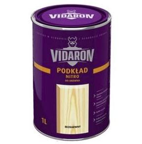Нитро-грунтовка для дерева Vidaron Podklad Nitro