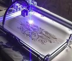 Что такое лазерный гравер