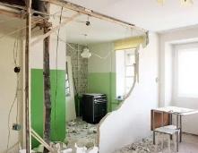 Типичные ошибки при ремонте и перепланировке