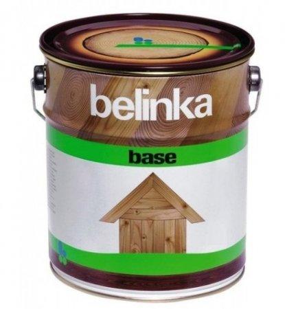 Грунтовка для древесины Belinka Base