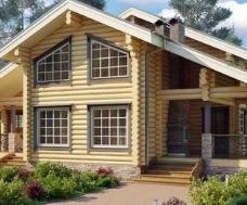 Готовые проекты деревянных домов и проектирование деревянных коттеджей