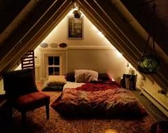 Уютная мансарда или пыльный чердак?