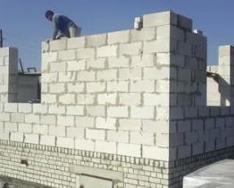 Пеноблоки. Строительство из пеноблоков