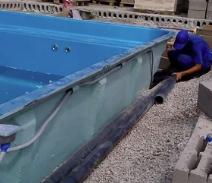 Строительство и обслуживание бассейнов