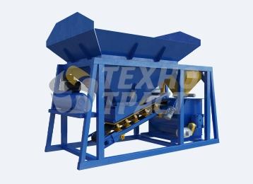 Бетонный завод TRUMIX-20M обзор