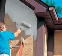 Виды фасадных красок