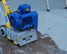 Что такое фрезеровальная машина по бетону