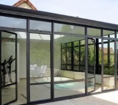 Алюминиевые окна для вашего дома