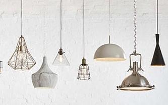 Стилистические светильники для потолка
