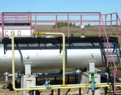 Обслуживание сепараторов нефтепродуктов