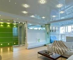 Натяжные потолки, как сочетание красоты и надежности вашего дома