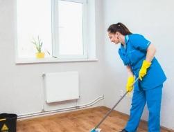 Какие услуги входят в уборку после ремонта?