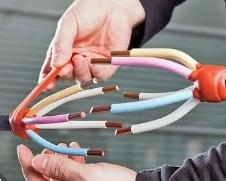 Где применяются кабельных муфты