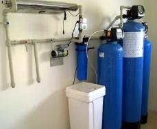 Очистка воды из скважины от примесей