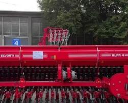 Зерновая сеялка ALFA 4 обзор