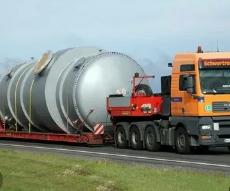 Когда необходима перевозка негабаритных грузов